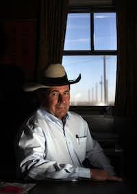 Skeet Lee Jones is the Loving County judge.