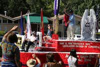American Legion Post 218's float won best float non-commerical in Irving's Independence Day Parade.Submitted by STEVE RAINWATER