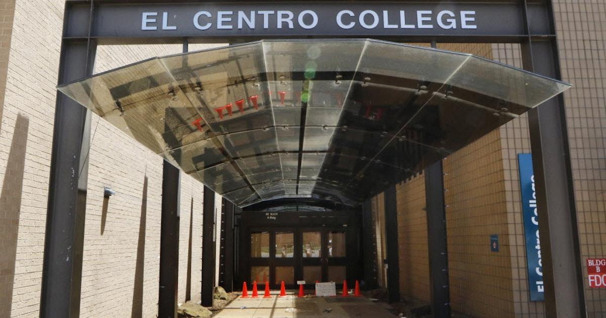 El Centro College Moves On After Dallas Police Shooting