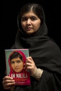 """The All Pakistan Private School Federation, which has 40,000 affiliates, is banning Malala Yousafzai's book, """"I Am Malala."""""""