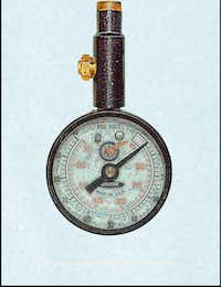 1976 tire gauge by ACME Manfacturing