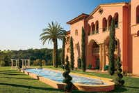 The five-star Grand Del Mar Hotel in Del Mar, Calif., is nestled in the beautiful terrain of inland San Diego.