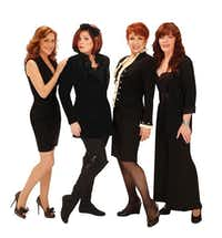 """""""4 Girls 4,"""" planned for March 20, stars Broadway stars Andrea McArdle, Faith Prince, Donna McKechnie and Maureen McGovern.Think Iconic Artists Agency"""