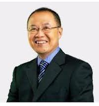 5miles founder Lucas Lu
