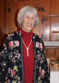 Ruth PaineCourtesy city of Irving