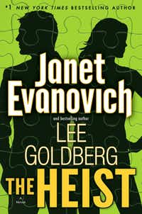"""""""The Heist,"""" by Janet Evanovich and Lee Goldberg"""
