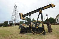 In this Aug. 15, 2012 photo, Louisiana State Oil and Gas Museum in Oil City, La. is one of the many sites along the Trails and Byways tour that shows visitors the states rich history.