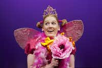 Emily Lockhart plays the title character in Pinkalicious the Musical, presented by Dallas Children's Theater.