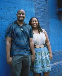 Philadelphia husband-and-wife design team Bryan Mason and Jeanine Hays