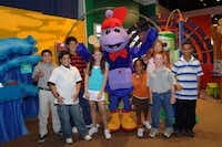 """The exhibit """"Cyberchase: The Chase Is On!,"""" based on the Emmy-winning PBS kids cartoon, will present math in a kid-friendly way at Sci-Tech Discovery Center Sept. 14-Jan. 6."""