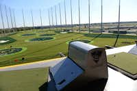 The Colony's Top Golf is set to open in November and will add to the retail near the Grandscape development. The development is 400-plus acres off Highway 121 and seeks to attract retail, restaurant and other business.