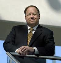 Ron Rittenmeyer assumed the CEO title in September 2007. By November, he was meeting with HP CEO Mark Hurd, exploring the possible acquisition of HP's computer services business. Six months later, HP announced it would acquire EDS.