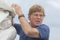 """Robert Redford stars in """"All Is Lost."""""""