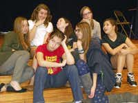 The Secret Life of Girls, which takes up the topic of teen bullying, will be presented by The Colony Playhouse Feb. 8 to 17 at Ethridge Elementary.