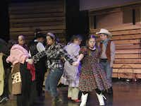 Slim Chance in Boot Heel, which was created and performed by teens and adults with special needs, will be at Highland Park United Methodist Church in Dallas Feb. 9 and 10.