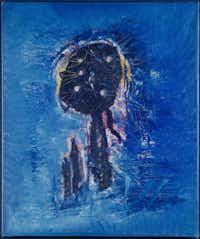 """Le Fantôme Bleu (1951)"