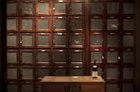 Graileys Fine Wines, wine locker