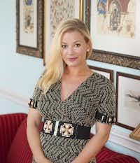 Kellie Cashon, owner of online furnishings shop Curio