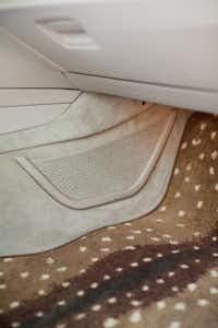 Herd mentality: Barry Williams' custom floor mats