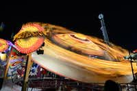 Rides are part of the fun at Summer Adventures in Fair Park.