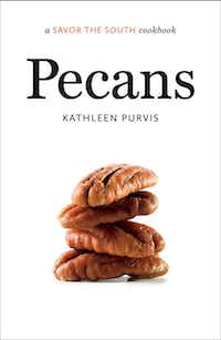 """Pecans"" by Kathleen Purvis is one of the first ""Savor The South"" cookbooks to be released."