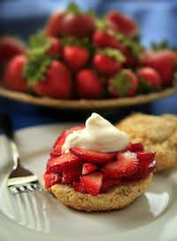 Strawberry shortcake has its place in the pantheon of quintessentially American desserts.Brian Peterson - Minneapolis Star Tribune