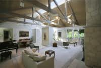 A 1990 Frank Welch-designed home at 9915 Meadowbrook