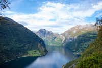 Tourism to Norway's fjords region has risen prominently in the wake of Frozen. The movie's fantasy kingdom of Arendelle was based on Norway's Geirangerfjord.Adventures by Disney