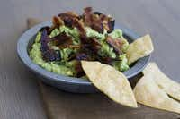 Sweet heat bacon guacamole.Matthew Mead - AP