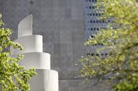 Thanks-Giving Square is one of the points of interest featured in the upcoming Public Artwalk Dallas! event. There are 30 architecture and public art landmark features in the collection, which spans much of the downtown area.