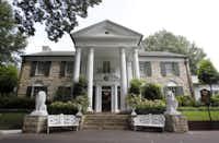 Elvis Week revolves around Graceland, Elvis Presley's home in Memphis, Tenn.