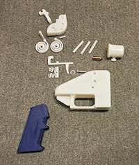 Homemade plastic guns have become a reality, made possible by the proliferation of 3-D-printing technology.