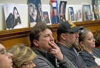 <bold>Family members</bold> whose loved ones died in defective General Motors vehicles listened Tuesday to testimony of GM chief executive Mary Barra before a House Energy and Commerce subcommittee.J. Scott Applewhite - The Associated Press