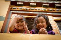 Young girls in Bhutan, happy to see visitors.Jonathan Look Jr.  -  Special Contributor