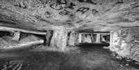 This photo, taken March 11, 2013, in Picardy, France, shows a former underground city beneath the trenches.Photo by DR. JEFF GUSKY - jeffgusky.com