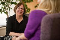 Pamela Jenkins, licensed therapist at Texas Health Presbyterian Hospital of Dallas.