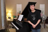 Chiang, a recipent of the Texas Commission on the Arts and the Texas Cultural Trust's 2014 Young Masters grant, has studied piano since age 4 and has played with the Plano Symphony Orchestra.