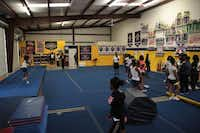 One of the largest African-American All Star Cheer gyms in the North Texas area, Twister Spirit Athletics is in the process of moving into a larger facility in DeSoto., which is more than double the size of the current facility.Staff photo by CHRIS DERRETT - neighborsgo