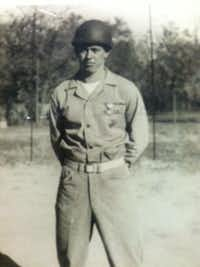 """A young Jack """"Cotton"""" Futrell served 93 days in continuous combat as part of Headquarters Company in the First Marine Division  in the second or third wave to hit Okinawa.Photo submitted by MIKE WEBB"""