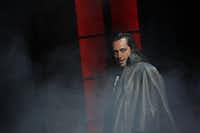 Constantine Maroulis as Edward Hyde in Jekyll & Hyde, which is coming to Dallas as part of the Lexus Broadway Series at the AT&T Performing Arts Center.