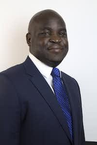 """Niyi """"John"""" Olajide saw a need in home health care."""