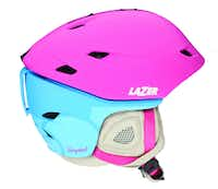 Lazer Tempted Helmet - The Lazer Tempted Helmet, which won the ISPO Award in the Action Segment Helmet Category, has a adjustable Rollsys fit system and 16 adaptable vents. The Tempted, which arrived in U.S. market last winter and is proving to be an increasingly popular helmet choice, this year has new Color Chic shells that you can snap on and off.