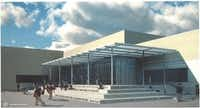 LEEF has already done conceptual drawings of what a new wing to Lakewood Elementary would look like.Courtesy LEEF