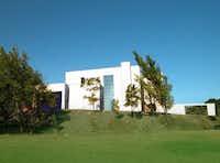 A home at Dallas' Urban Reserve designed by Lionel Morrison