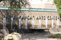 The Arkansas Arts Center in Little Rock features the largest public collection of art in the state, as well as a children's theater and other offerings.