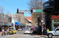 On weekends, the formerly sleepy River Market district is crowded with tourists, families and urban hipsters.