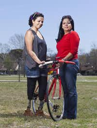 Jamie Schanbaum has recovered from meningitis with the help of her mother, Patsy.
