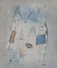 """Mille Problemes Dans La Tete"" (A Thousand Problems in the Head, 1938-39)"