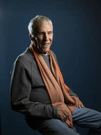 """This May 6, 2013 photo shows composer Burt Bacharach posing for a portrait in promotion of his memoir, """"Anyone Who Had A Heart: My Life and Music,"""" in New York."""