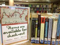 Muslim Journeys Bookshelf comes to the Irving Public Library.